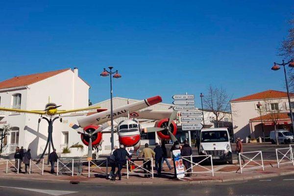 Musée de l'aviation Saint-Victoret