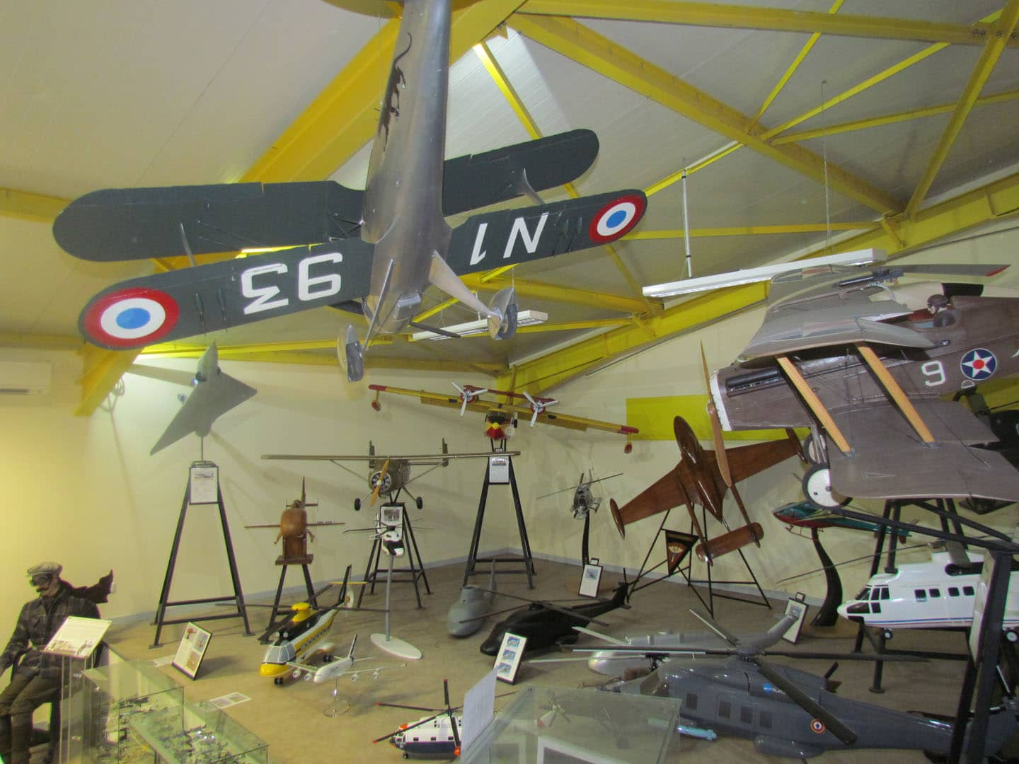 Musée aviation Saint-Victoret