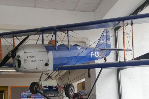Caudron - Musee de l'aviation Saint-Victoret