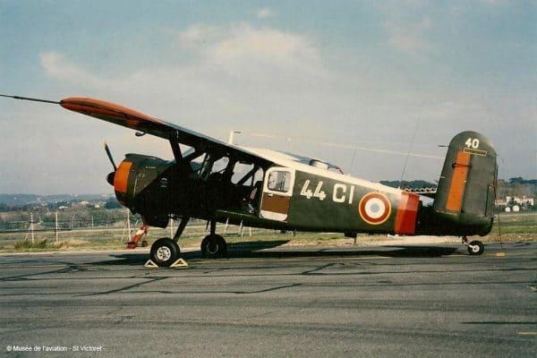 Le Broussard - Musee de l'aviation Saint Victoret