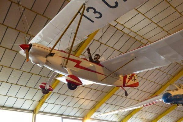 Le Pou du Ciel - Musee de l'aviation Saint Victoret