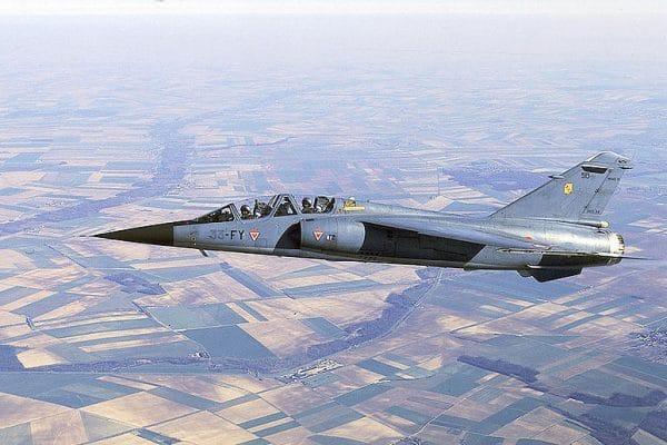 Mirage F1B - Musee de l'aviation Saint Victoret