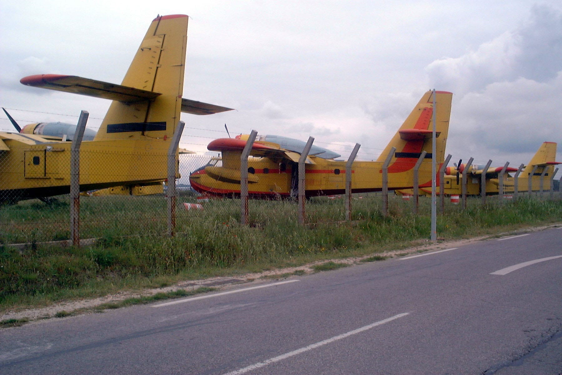 CL-215-40-Musee-de-laviation-Saint-Victoret